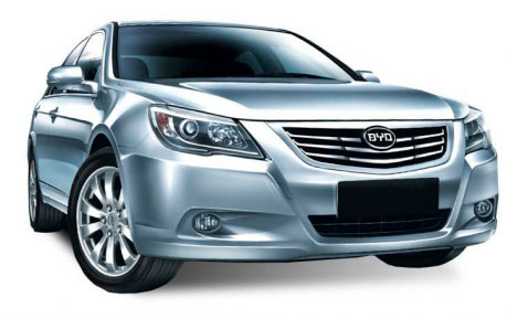 Photo of BYD G6 OR GEELY EMGRAND 820